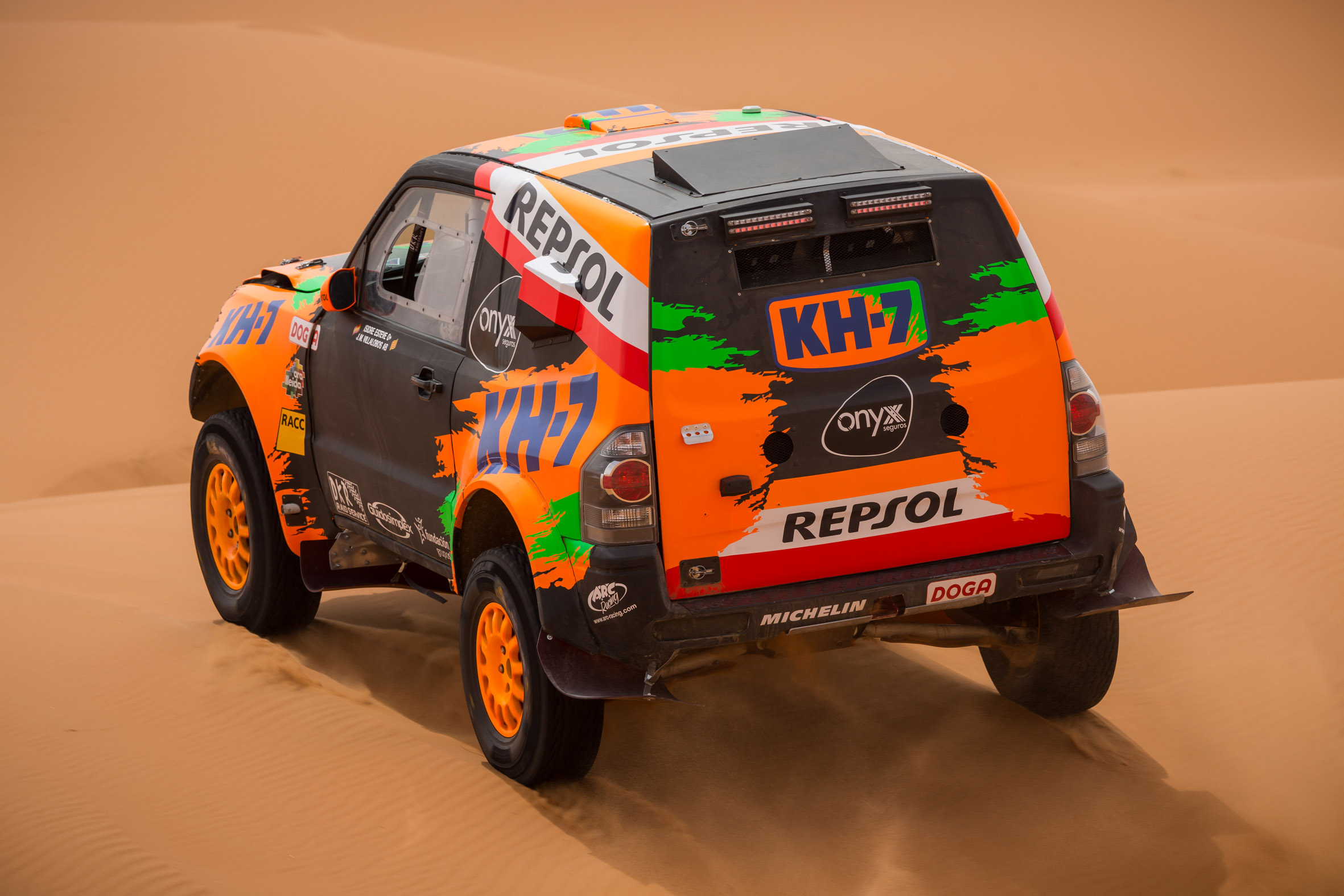 2017 Rallye Raid Dakar Paraguay - Bolivia - Argentina [2-14 Enero] - Página 3 Isidre_Esteve_Test_Marruecos_7